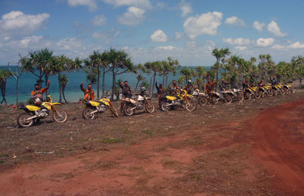 slide - Cape York Motorcycle Tour 7-Day