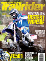 trapp tours trail rider mag article